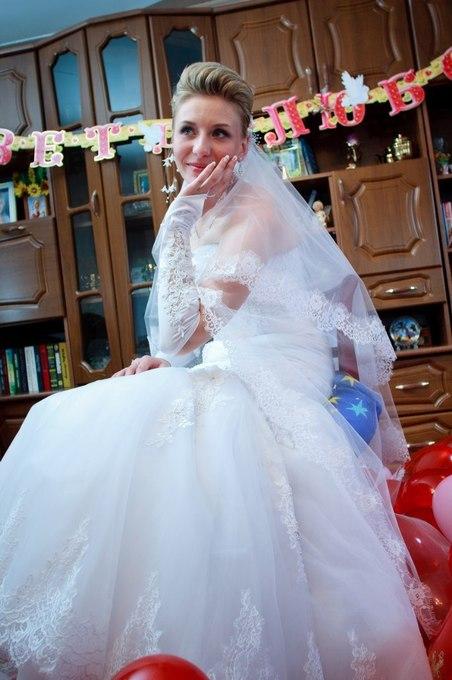 Фото нарядных невест
